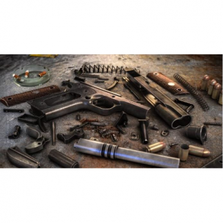 Vapenvård & verktyg